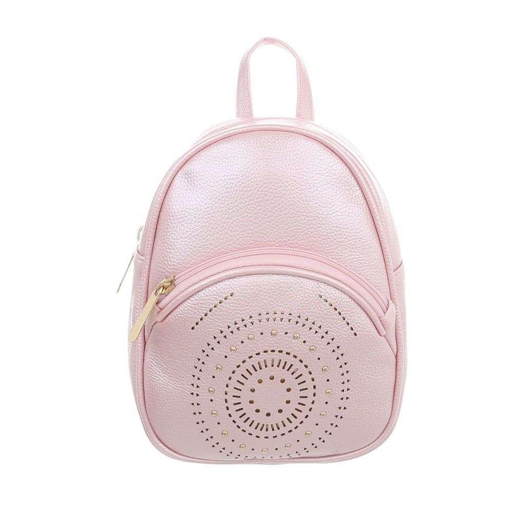 8bdcbea0d3c Rugtas AVERA 3 (lichtrose) grootste collectie dames tassen - Redondoo